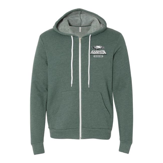 Premium Zip Up Sweatshirt