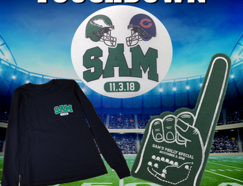 Sam's Sports Themed Bar Mitzvah